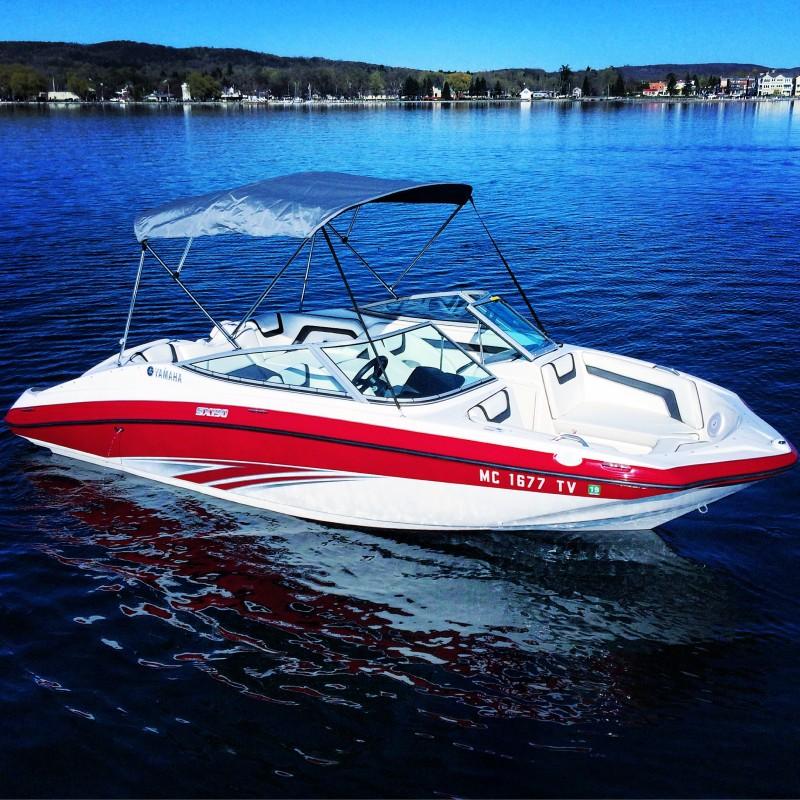 Yamaha Jet Boat | Boyne Watersports