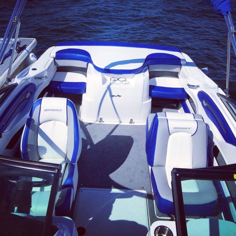 Sea Ray Ski Boat | Boyne Watersports